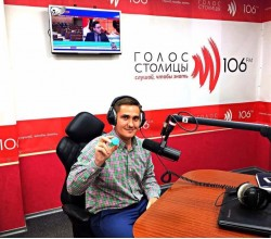 WHIRL на радио «Голос Столицы» в программе «Бизнес в кризис»