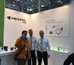 Nasal Booster представили на Всемирном медицинском форуме MEDICA 2017
